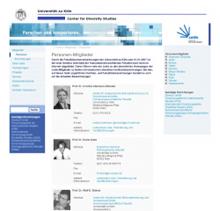 Website Center for Diversity Studies