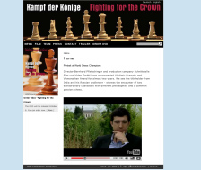 Website Schachfilm